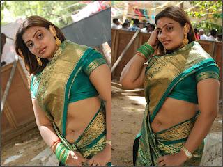 Babilona-hot-silk-saree-photo