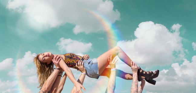 Formidable Joy - UK Fashion, Beauty & Lifestyle blog | Fashion | H&M Loves Coachella; Formidable Joy; Formidable Joy Blog; H&M; Coachella | Images copyright to H & M Hennes & Mauritz AB.