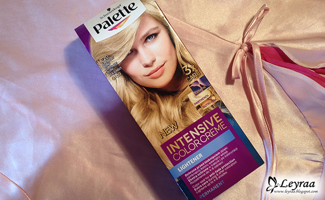 Palette, Intensive Color Creme, krem koloryzujący E20 – Superjasny blond