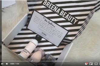 VIDEO 1 Minit dengan Breena Beauty MakeUp Brushes Cleanser