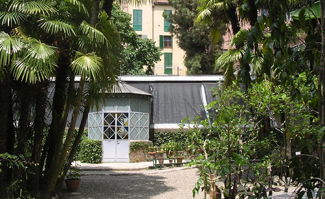 Orto Botânico dell'Universitá di Siena