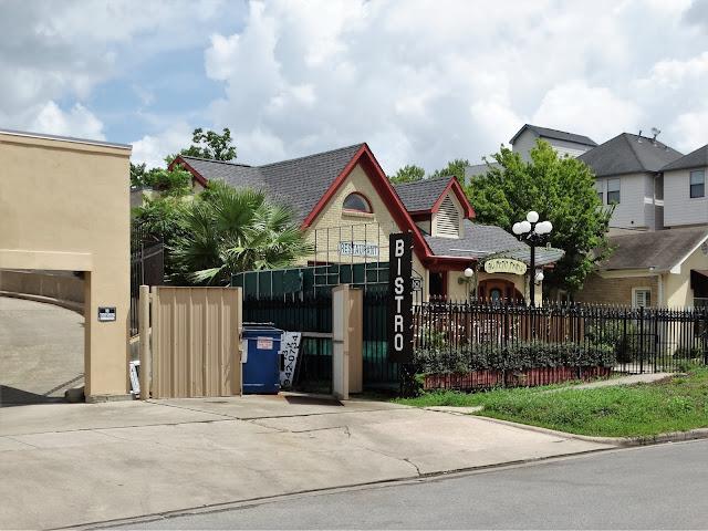 2048 Colquitt St, Houston, TX 77098 Home-to-restaurant conversion