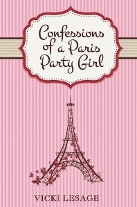 Confessions of a Paris Party Girl, by Vicki Lesage