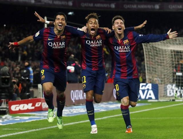 Assistir um jogo do Barcelona