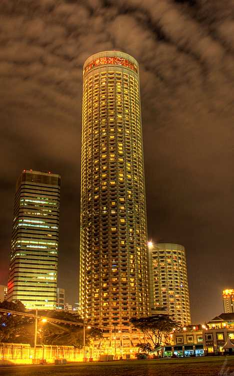 10 Tallest 5 Star Hotels Of The World