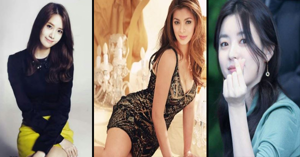 These Are The Most Beautiful Women In Asia For The Year 2017!