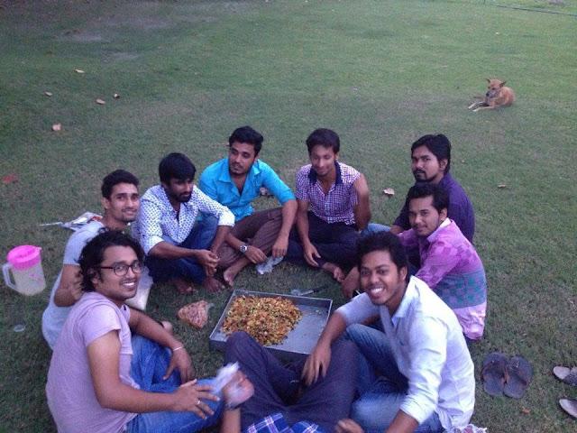 An Golden IFTAR PARTY by CSE-Golden (34) batch @ DIU Permanent Campus Ground