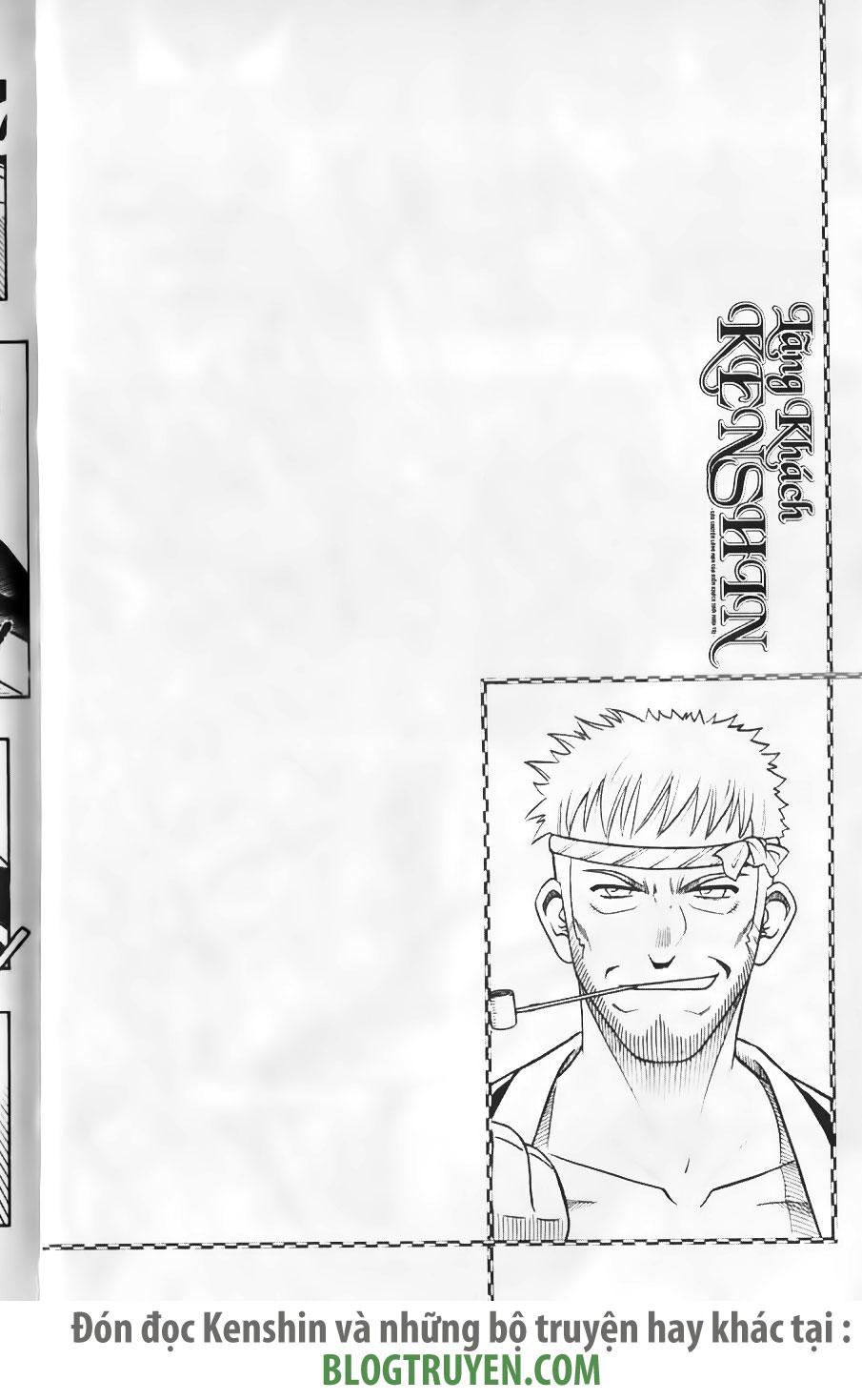 Rurouni Kenshin chap 231 trang 20