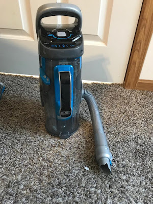 Black + Decker Cordless POWERSERIES PRO 2-in-1 Vacuum Review