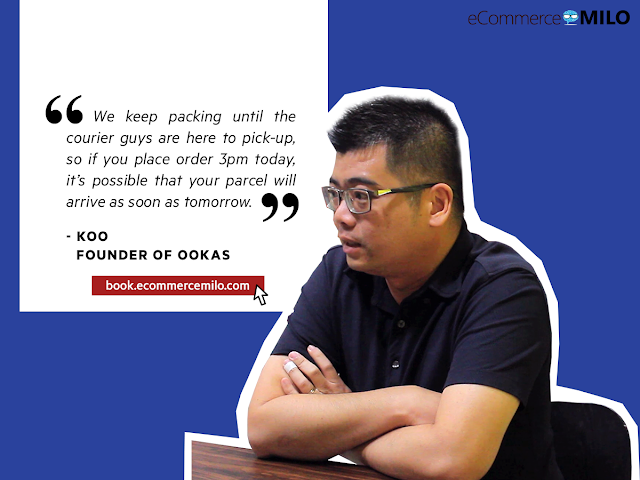 Koo, Founder of Ookas