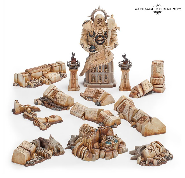Shattered Temple Age of Sigmar