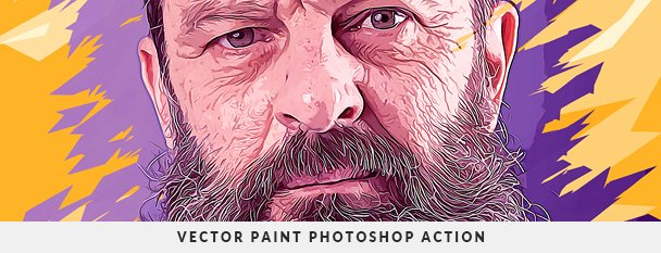 Painting 2 Photoshop Action Bundle - 30