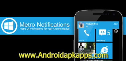 Download Metro Notifications Apk v7.2.3 Android Latest Version