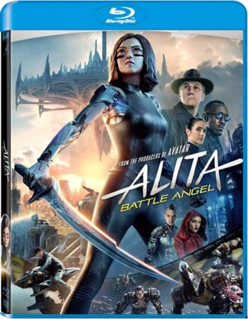 Alita Battle Angel (2019) Dual Audio Hindi ORG 720p BluRay x264 ESubs Movie Download