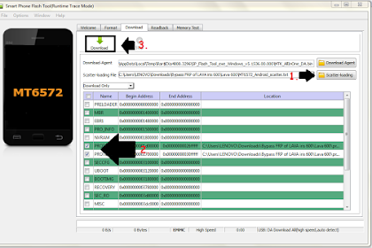 Bypass Accound Google Frp LAVA iris 600 Via SP-flashtool Tested 100% Sukses