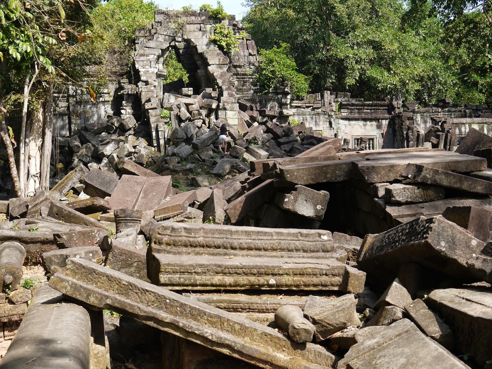 整理心情 : Day-5 柬埔寨 - 崩密列 & 暹粒傳統市場