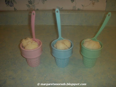 Margaret's Morsels | Vanilla Ice Cream