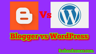 Blogger WordPress blogging