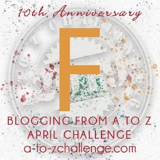 #AtoZChallenge  #BlogchatterA2Z