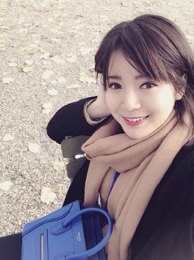 Hotgirl MU Tu Linh