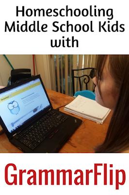 homeschool grammar curriculum