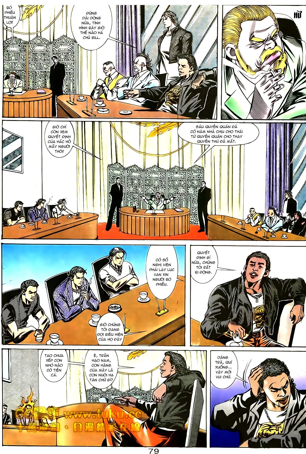 Người Trong Giang Hồ chapter 187: huynh đệ tình trang 16