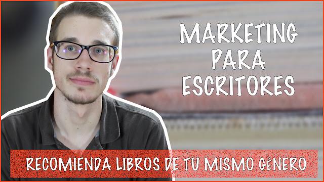 Libros mismo género Marketing para escritores
