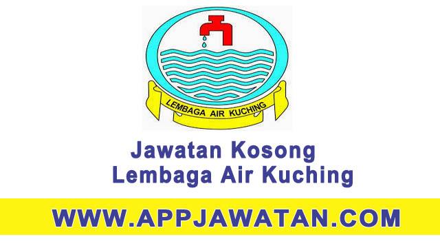 Jawatan kosong di Lembaga Air Kuching - 10 Mac 2017