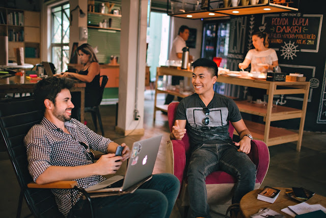 7 Reasons You Should Consider a Co-working Space