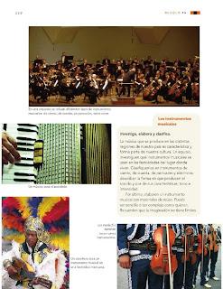 Apoyo Primaria Ciencias Naturales 3ro Grado Bloque IV Tema 2 Características del sonido y su aplicación