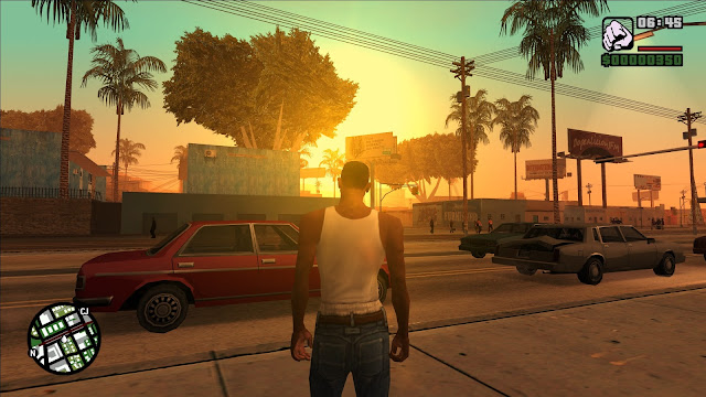 Grand Theft Auto San Andreas - PC FULL - Multi6 - Captura 1