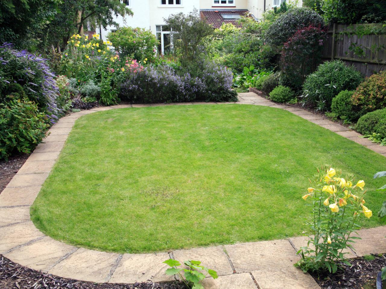 Block Lawn Edging Ideas ! Garden Bible