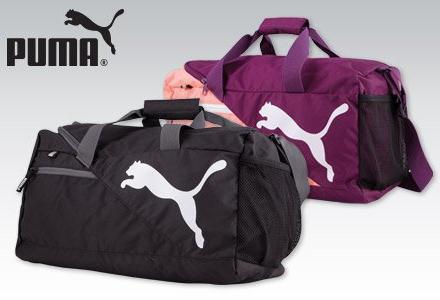 caa6bf1f4fd2f Testujemy produkty z Biedronki: Torba sportowa Puma z Biedronki