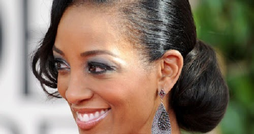 African American Hairstyles Trends And Ideas : Side Bun