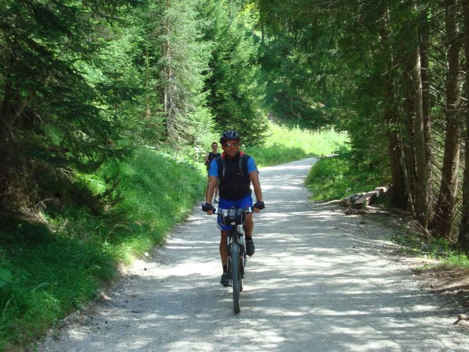 mountain bike alto adige
