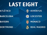 Menunggu Undian Liga Champions 2016/2017