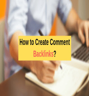 How to Create the Comment Backlinks