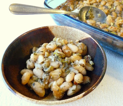 Dressing (Stuffing) Flavoured Baked Beans