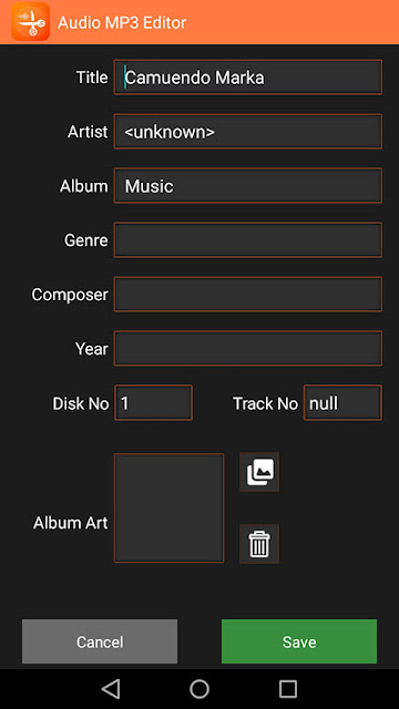 Audio Editor MP3 Cutter Mix Converter - Apkafree