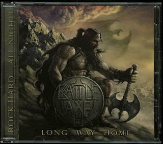 "Battle Axe - ""Long Way Home"" (album)"