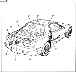repair-manuals: Mazda RX-7 1994 Workshop Manual