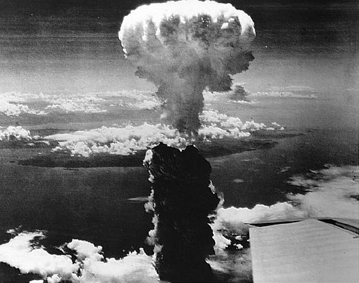 Was the dropping of the atomic bomb a military necessity during WWII?