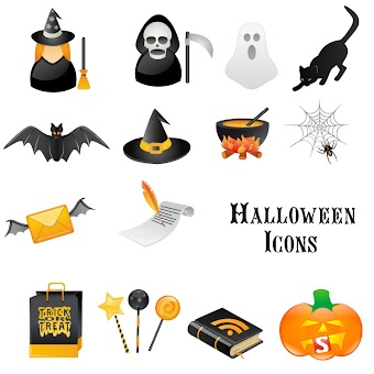 Halloween icons 04 dapino-webdesign.nl