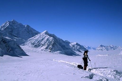 Monte Logan 5959m  Montagne Rocciose canadesi