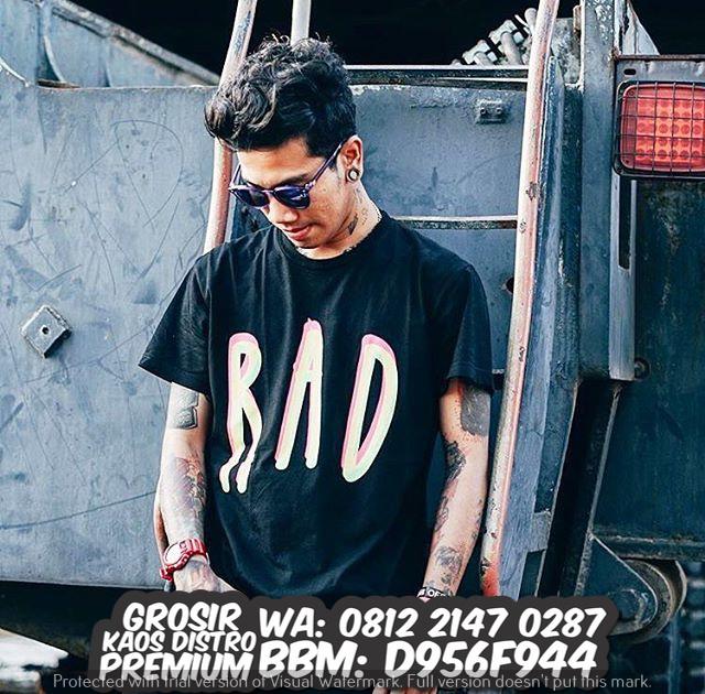 Grosir Kaos Distro Bandung