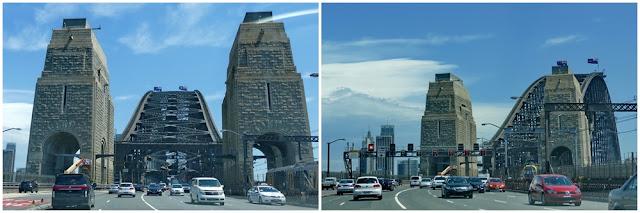 Harbourbridge, Habour, Bridge, Brücke, Sydney, fotografieren, Auto, Strasse, tipp