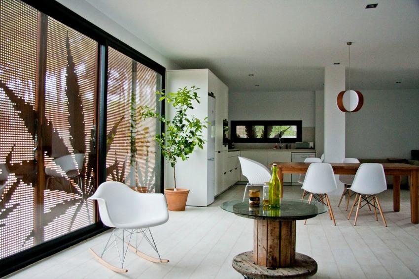 Arquitectura sostenible Casa Menta 5