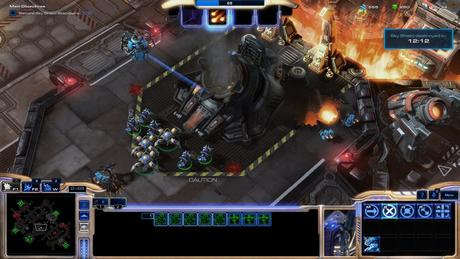 StarCraft 2 Legacy of the Void Screenshot GamePlay