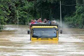 Sách Sự Thật tiếp tục ứng nghiệm: Lũ lụt tại Malaysia
