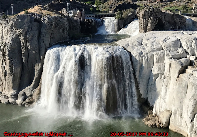 Must see Waterfalls in Idaho West USA